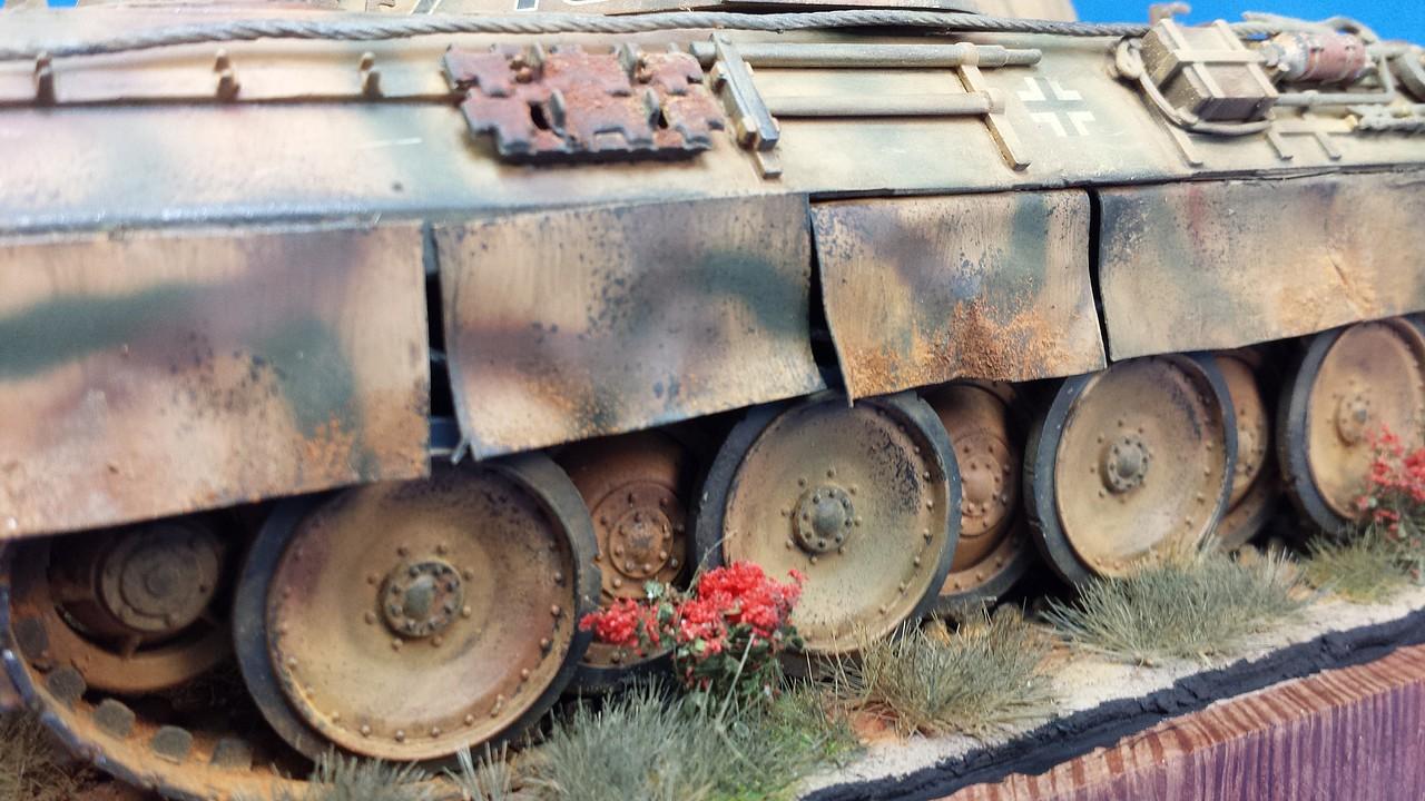 Panther Ausf D - italeri - 1/35 24539658753B5321E0252C5321D932