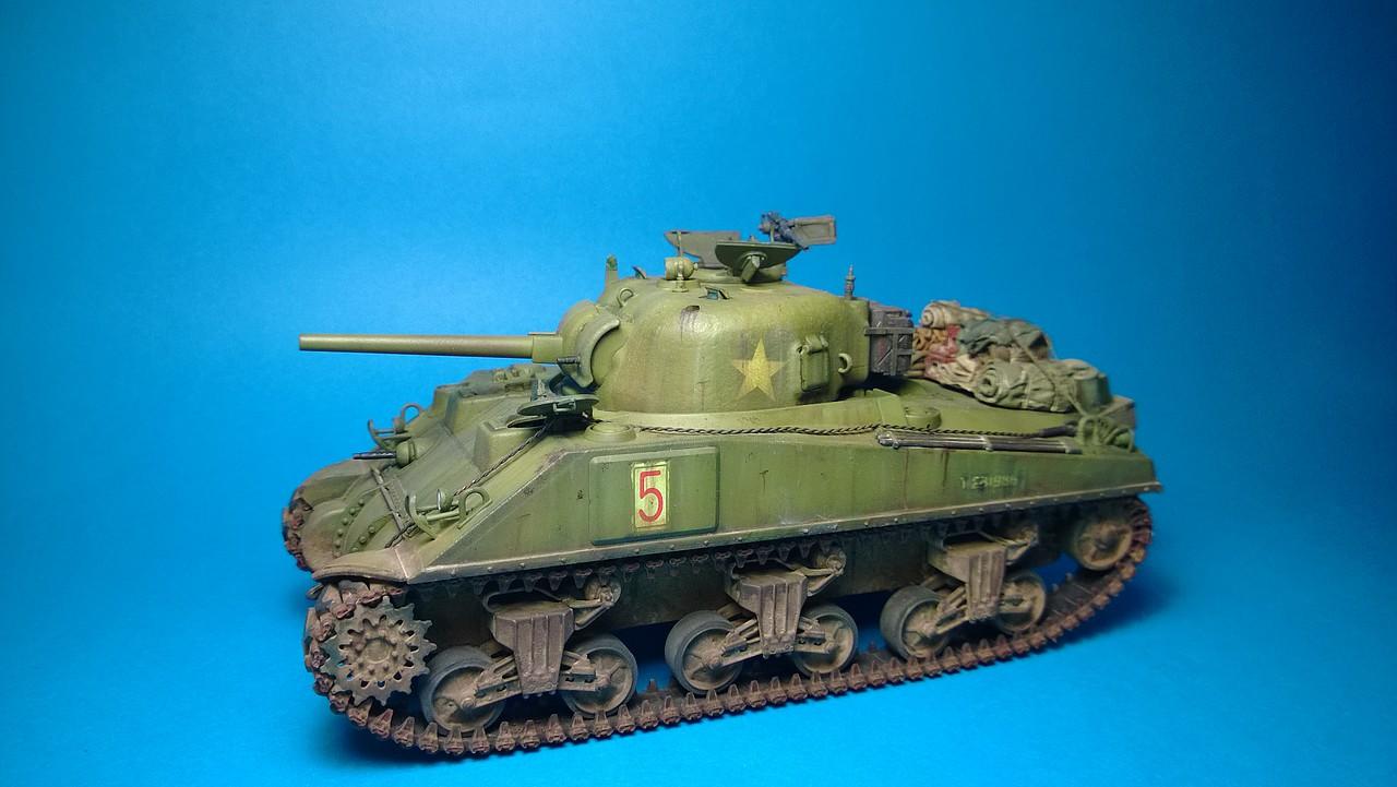Sherman M4A4 dragon 1/35 2B5302E3131F527B927C2B527B918C