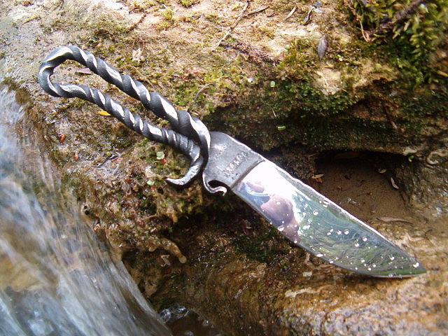 Cuchillos artesanales algunos de mis cuchillos mas raros Herramientas artesanales