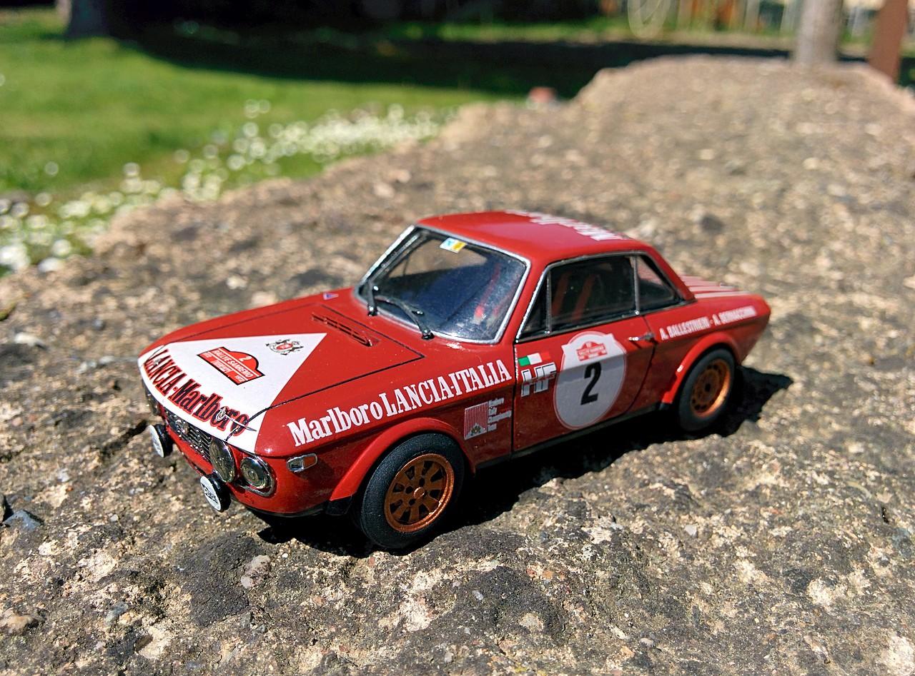 Lancia Fulvia San Remo 72. Racing 43 a escala 1/43 305400060338537204E637537204CA
