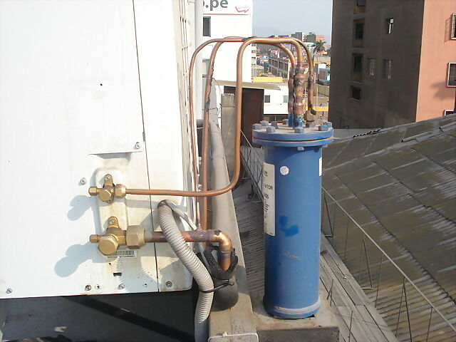 Soluciones en refrigeraci n y aire acondicionado for Diferencia entre climatizador y aire acondicionado