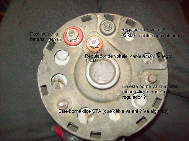 22si delco alternator wiring diagram #19 24 Volt Delco Alternator 2Wire Diagram 22si delco alternator wiring diagram