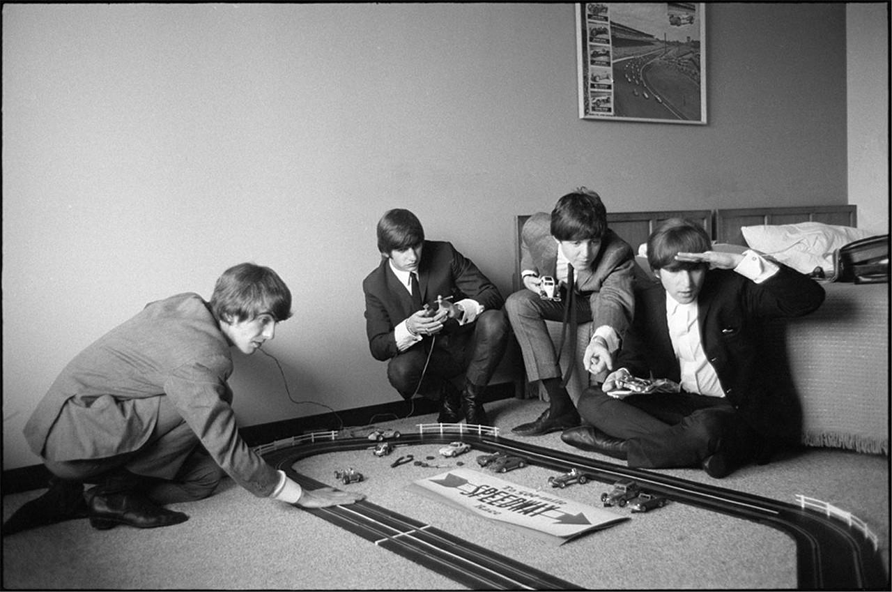 The Beatles y Scalextric - Coleccionismo - Slot Adictos