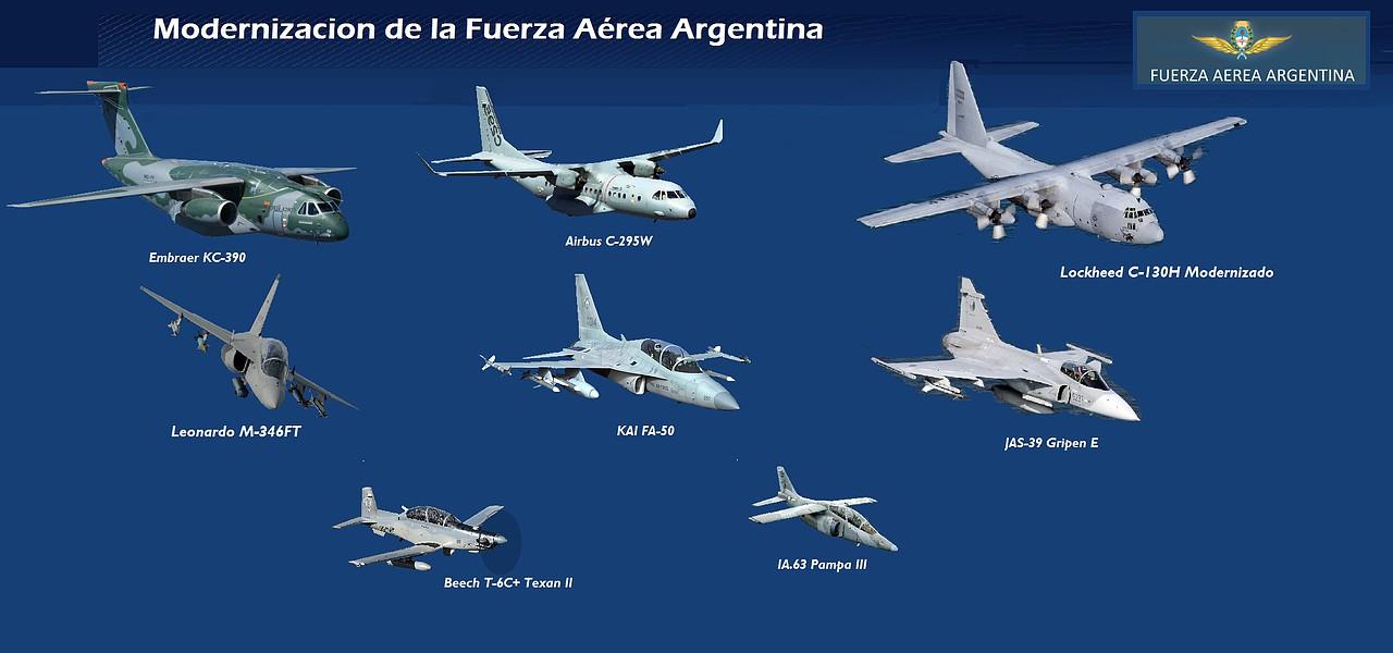 Resultado de imagen para fuerza aérea argentina