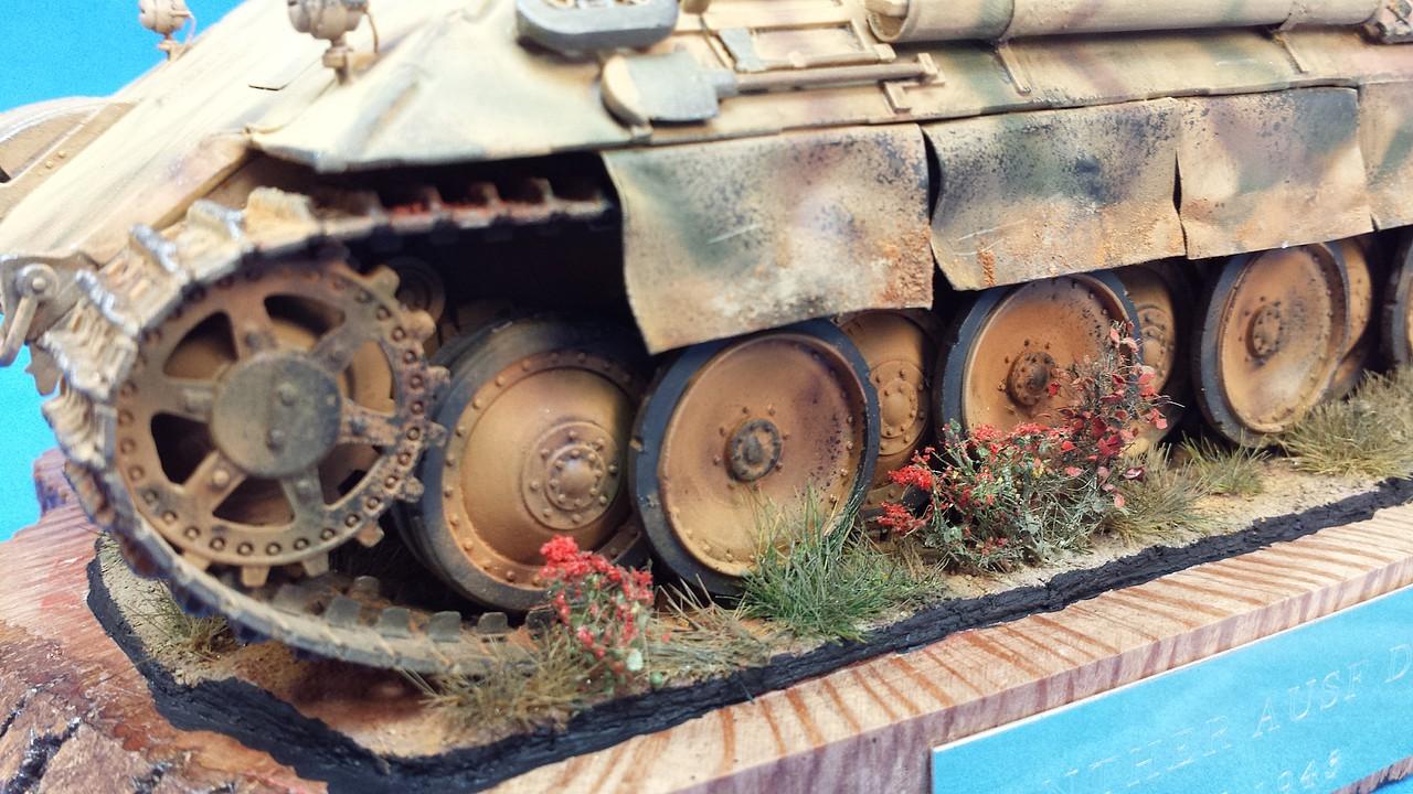 Panther Ausf D - italeri - 1/35 1D5396572A2F5321DED5375321D7E7