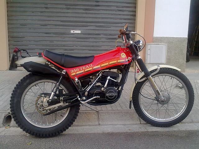 Montesa 4ride La Anti Ktm Freeride Foro Bmw