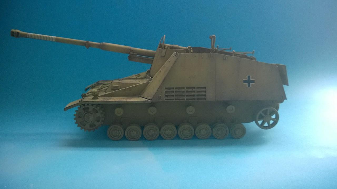 "Sd.Kfz.164 ""Nashorn"" Dragon 1/35 2653F55CD42C536E0C612F536E0B4D"