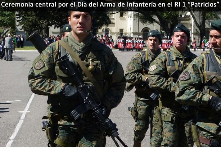 Dia de la Infanteria