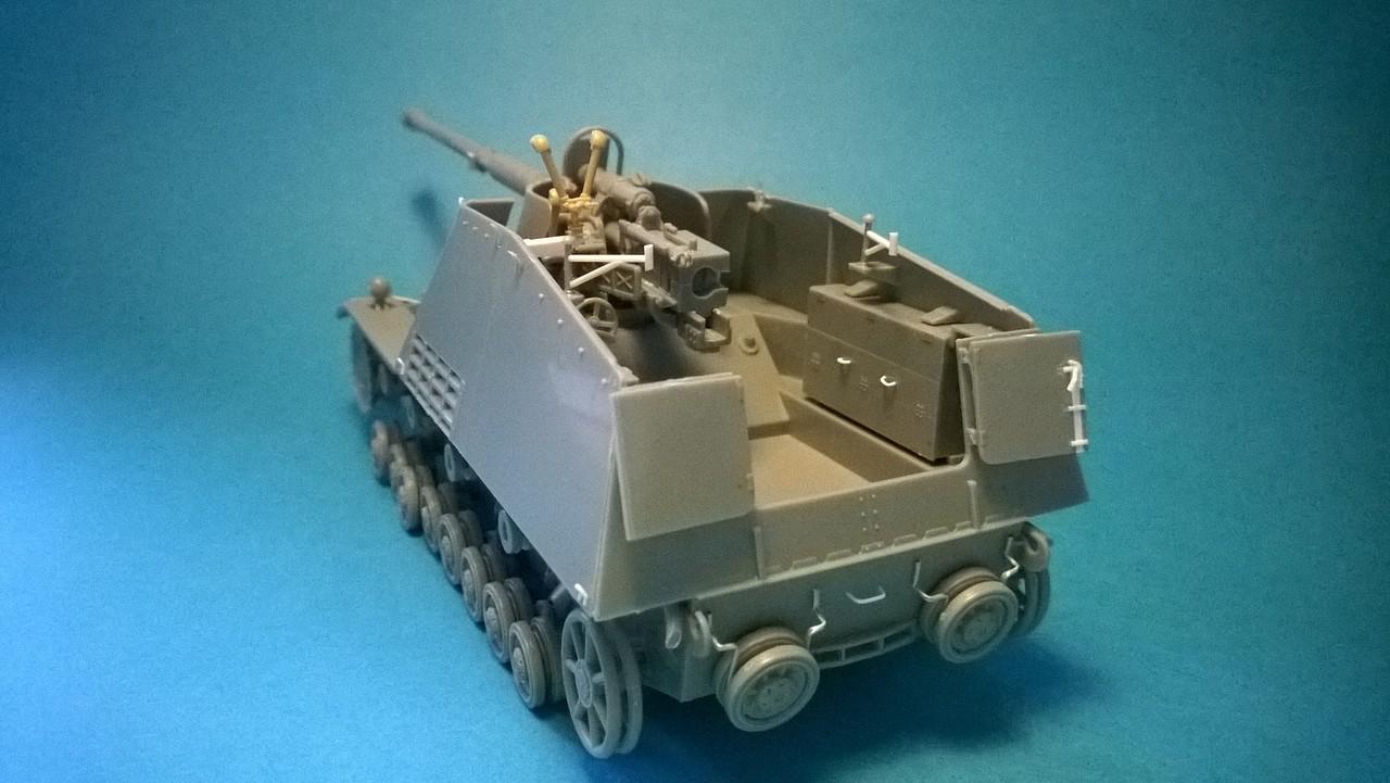 """Sd.Kfz.164 """"Nashorn"""" Dragon 1/35 23539D3A22395315E99B2C5315E89B"""