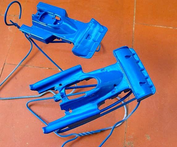 Azul, Tyrrell P34,