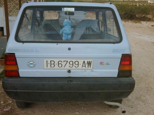 Foro panda marbella decoracion interior y exterior de - Decoracion interior coche ...