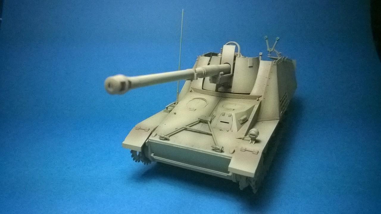 """Sd.Kfz.164 """"Nashorn"""" Dragon 1/35 1E53A5356E2B531DE4F030531DE3E7"""