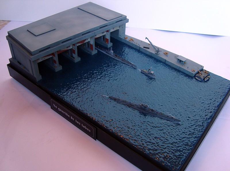La Guarida de los lobos - Base U-Boat 1/700 2552FD14D2375294E43B2F5294E2B9