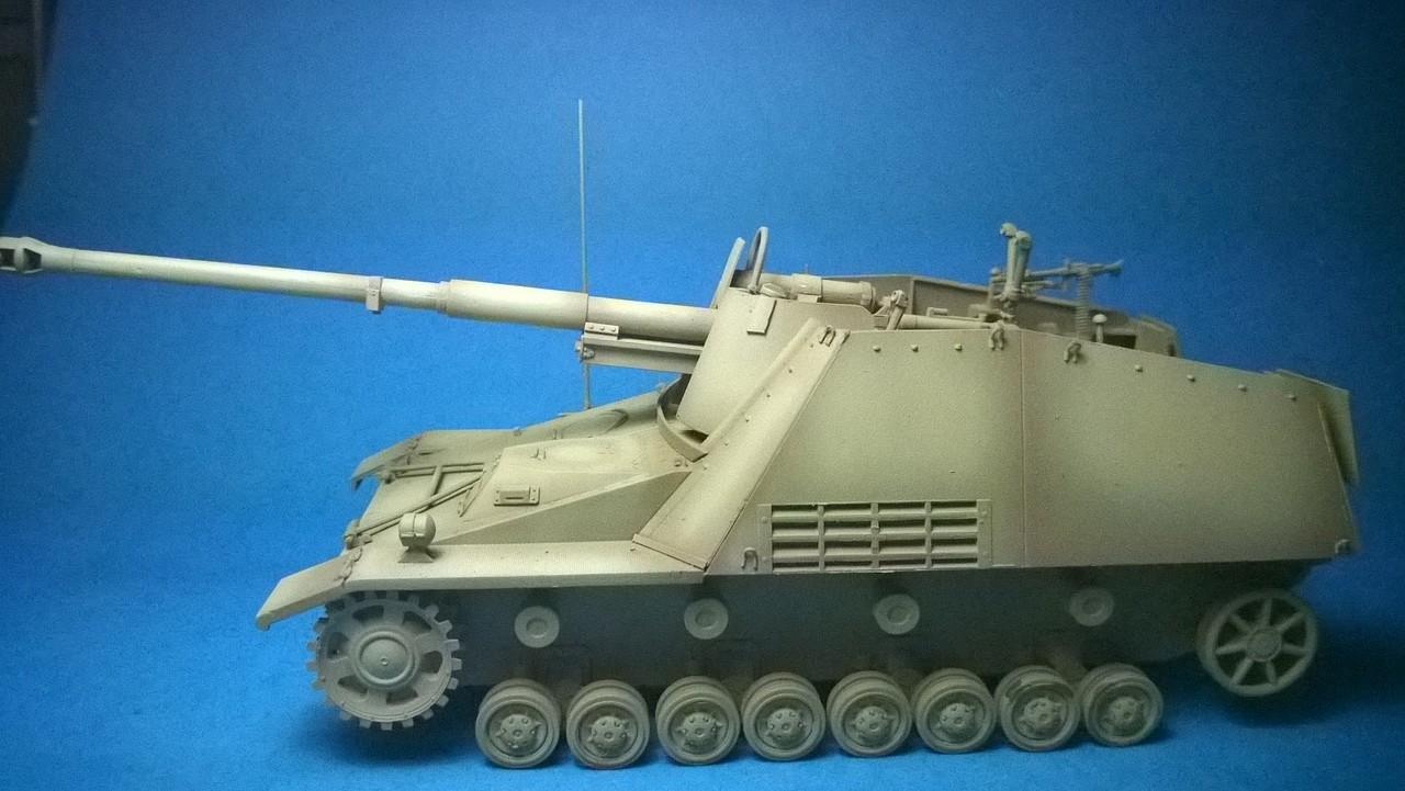 """Sd.Kfz.164 """"Nashorn"""" Dragon 1/35 2053A5358226531DE50632531DE3FB"""