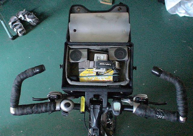 Bolsa De Transporte Para Bicicleta Classic Scott : Transporte camara fotografica ? foro de cicloturismo y