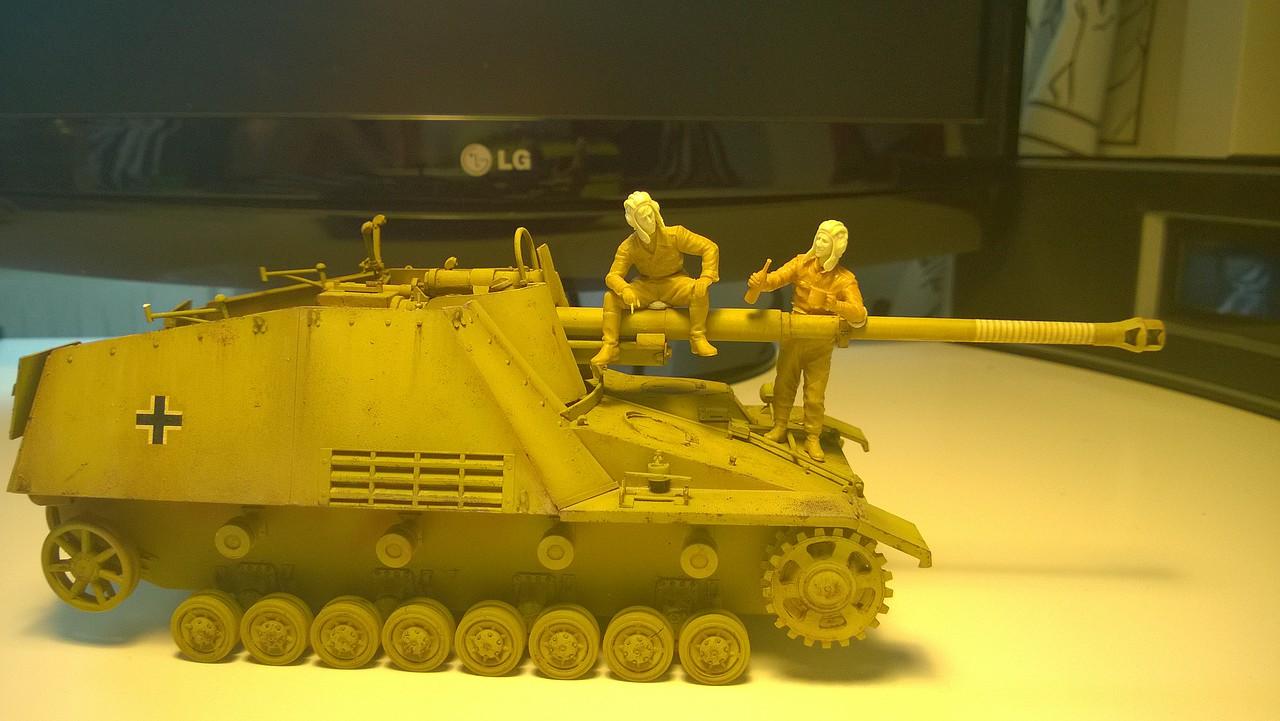 "Sd.Kfz.164 ""Nashorn"" Dragon 1/35 2B53F55CE22D536E0C7434536E0B5B"