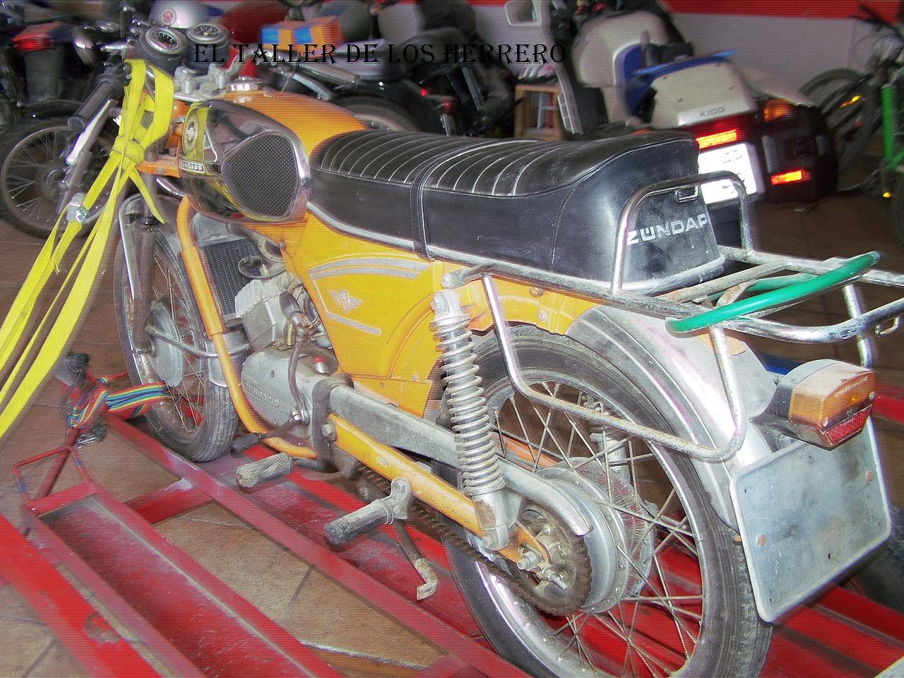 Zündapp KS 50 WC 1973 1F52046D973051F41D9F2C51F41B40
