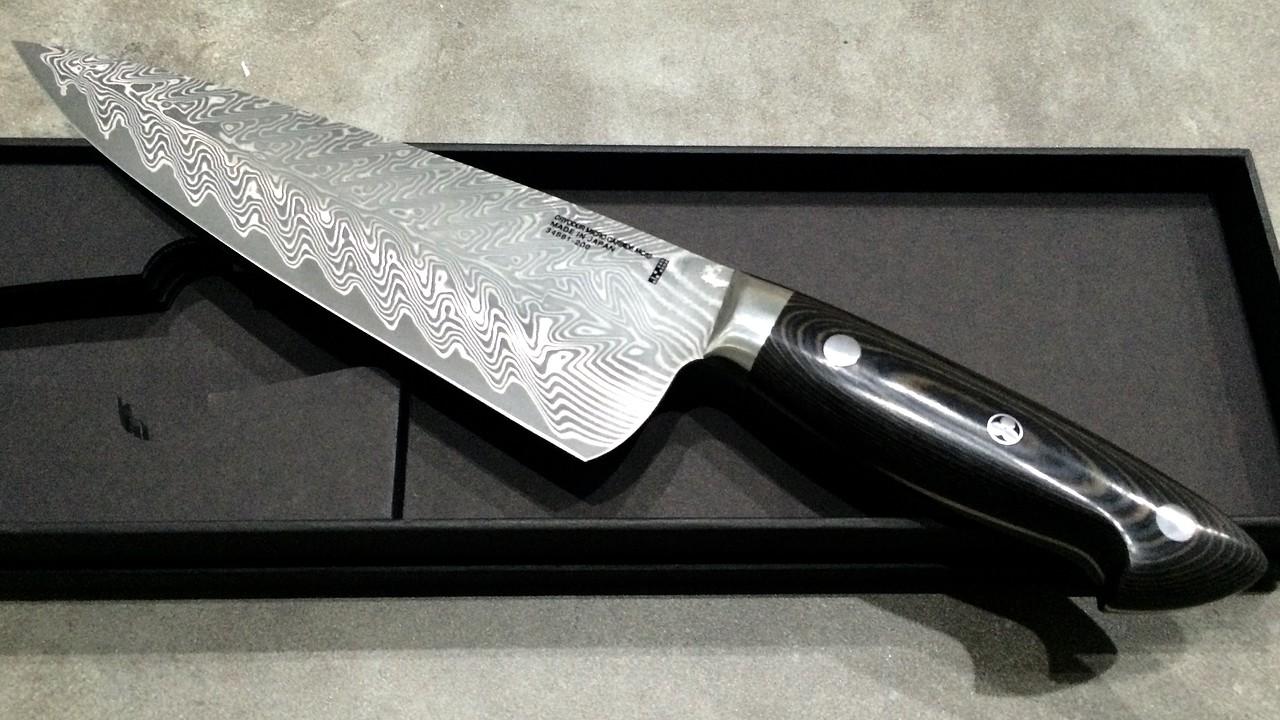 Foro armas blancas cuchillos navajas y m s excelencia en la cocina kramer by zwilling - Cuchillo de cocina acero damasco ...