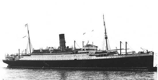 HMS Andania
