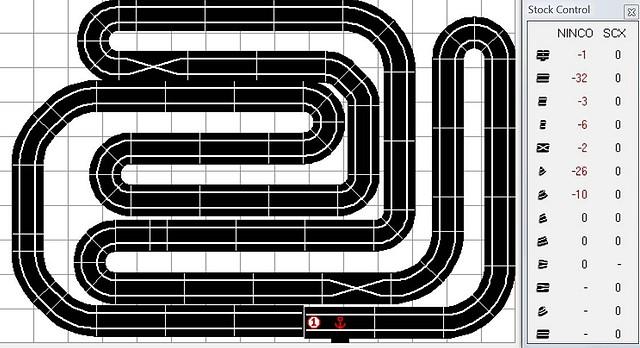 Circuito slot 3x2