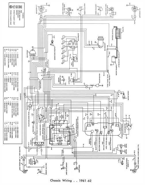 wiring diagram de taller ford falcon