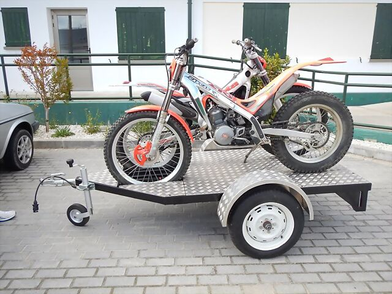 Homemade motorcycle trailer 1B539F2BAB37535FEE3833535FE4FE