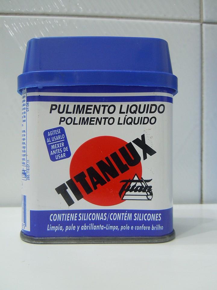 Slot adictos chevrolet impala 39 66 nascar restauraci n - Pulimento liquido titanlux ...