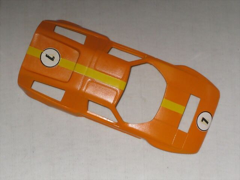 Pasionslot pintar un coche de scalextric decoraci n y s b de coches - Decoracion scalextric ...