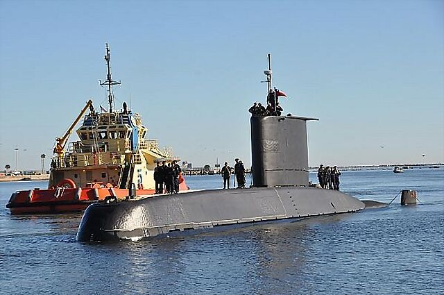 Pin Modern Diesel Submarines Of The World on Pinterest