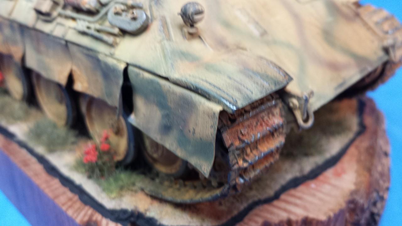 Panther Ausf D - italeri - 1/35 1B539658E12B5321E0932C5321D99E