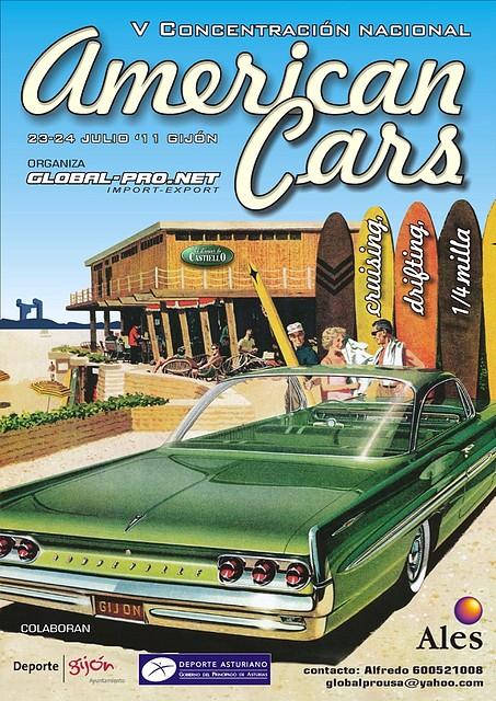 V American Cars Gijon 204D8E3F20244D8B0309234D8B029C