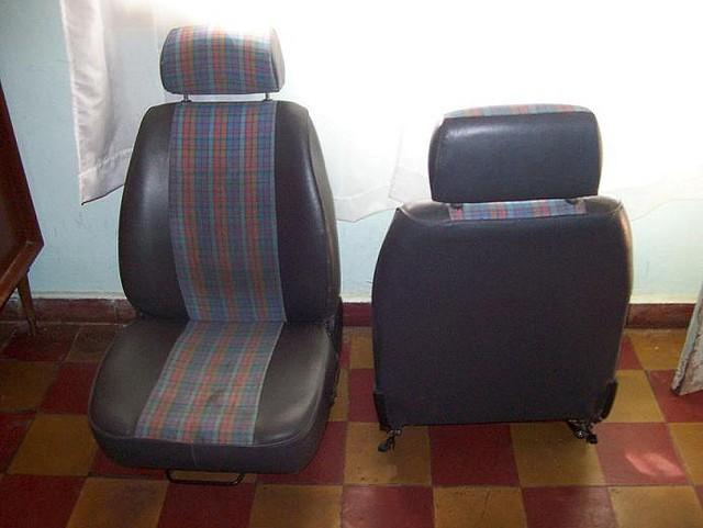 Fiat 600 club pasi n por el fitito butacas ventas - Butacas originales ...