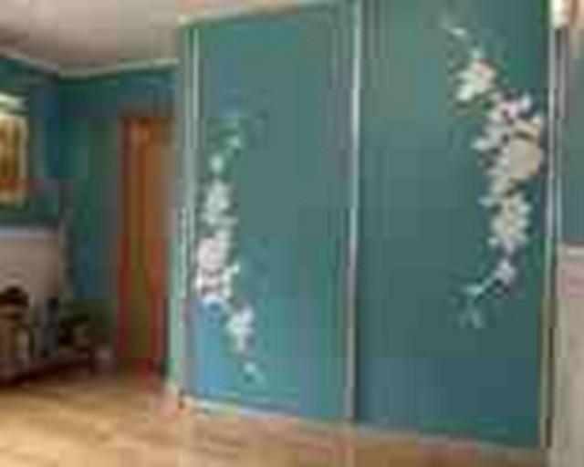 Mas de 40 sonrisas una manita de pintura y unas pegatinas ideas decorativas - Como decorar un armario ...