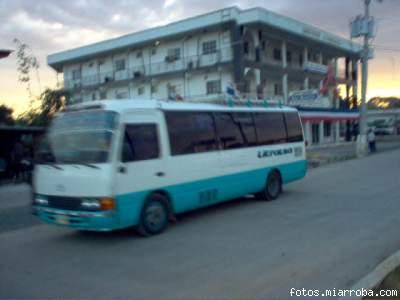 septiembre, 2010 - Panama Bus