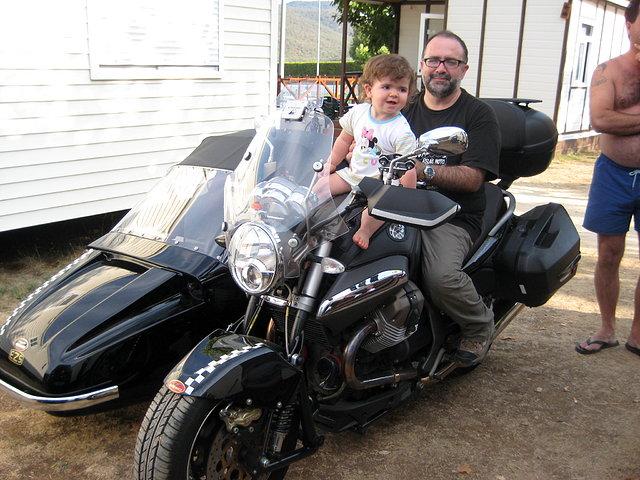 viajes en moto a noruega: