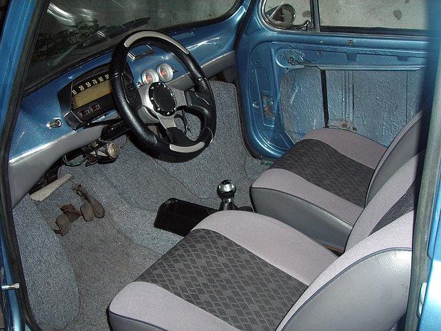Fiat 600 club pasi n por el fitito alfombras de goma piso compras - Alfombra de goma para piso ...
