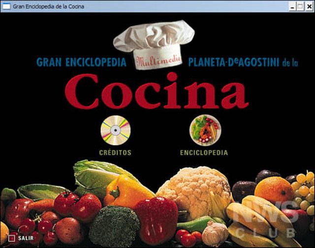 Elbocaito gran enciclopedia multimedia planeta agostini for Enciclopedia de cocina pdf