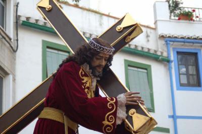 Nuestro Padre Jesús Nazareno. Foto facilitada por la Cofradía.