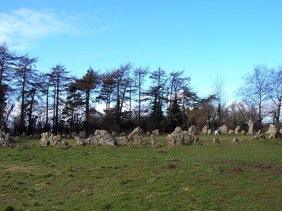 Las Piedras de Rollright