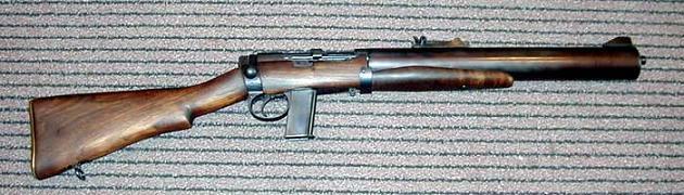 Armas olvidadas de la WWII