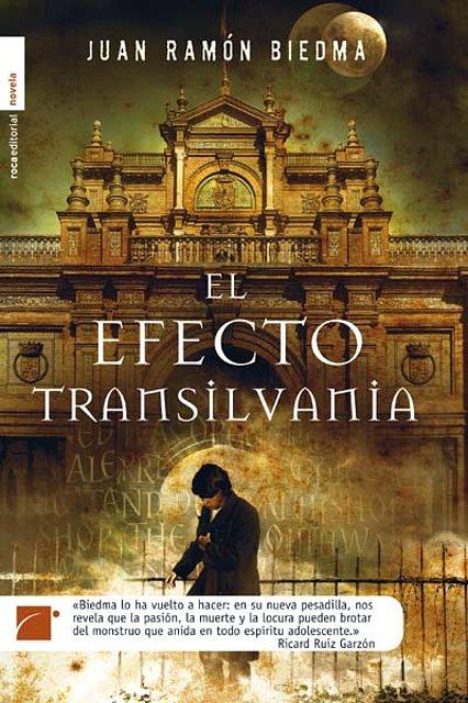 Cubierta de El Efecto Transilvania.