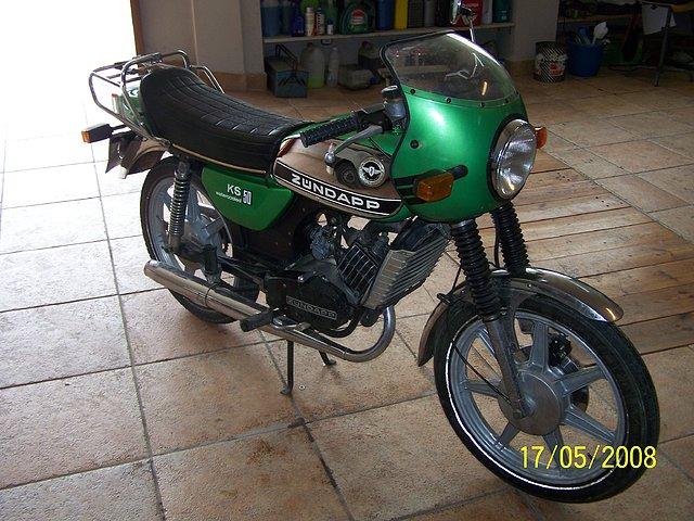 Zundapp KS 50 TT 47a30447