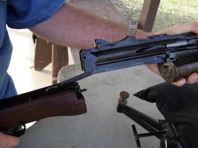 Fusil semiautomático Johnson 1941