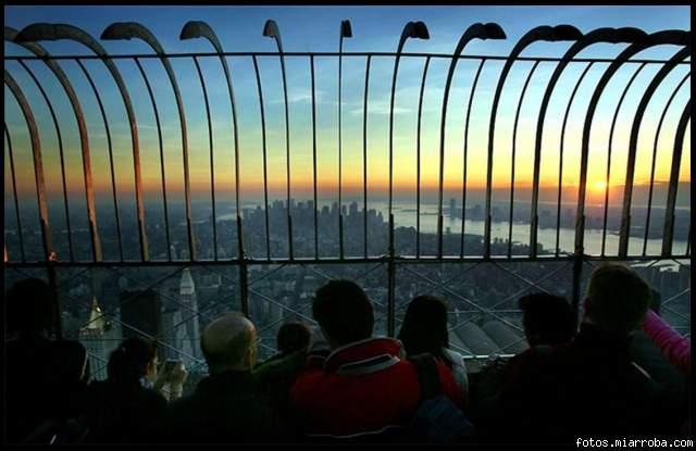 Terraza de observación del Empire State