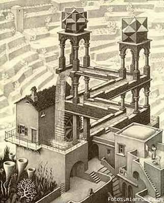 La cascada de Escher