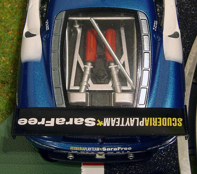 62 Risi Competizione Ferrari 430 Gt: Joan-er-Cunyao: Ferrari 430 GT, Club Superslot II