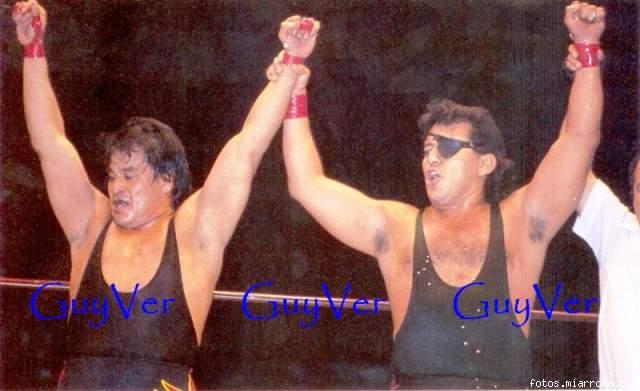 Luchadores Los Infernales Los Infernales Version