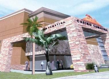 Nuevo hotel casino famatina chilecito la rioja for Hoteles en la rioja