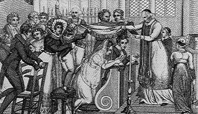 Liturgia Matrimonio Rito Romano : Ceremonia y rúbrica de la iglesia española velación
