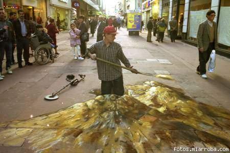 Dibujos 3D en el suelo[Esto es Arte][MegaPost]Julian Beever